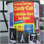 1 Millionen Mark Cash Call